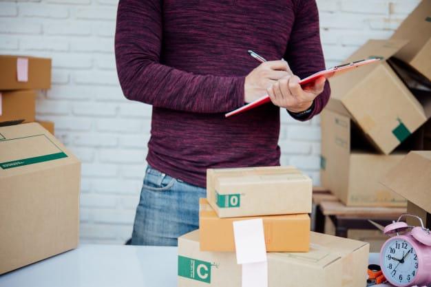 handmatig verpakken en assemblage